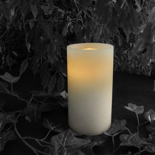 WATER CANDLE - CREMA
