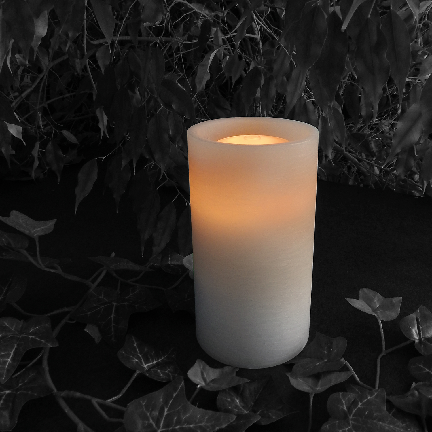 WATER CANDLE – GRIGIO